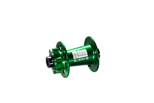 NOA BL-EVO 01 Vorderrad Nabe grün