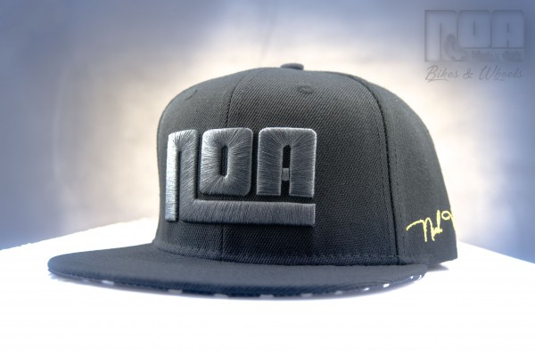 NOA Lightride Baseball-Cap / Snapback (limited Edition)