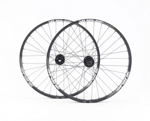 Spank 350 Vibrocore Singlespeed Laufradsatz mit NOA 120 klicks Naben