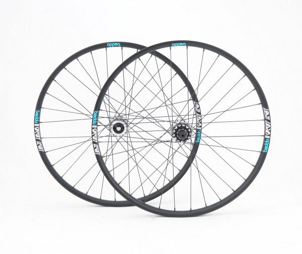 Beddo Orbit Light Singlespeed Laufradsatz mit 120 klicks Naben