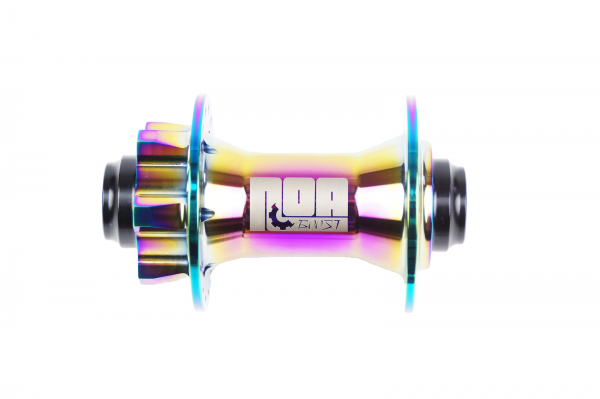 NOA 120 klicks DH Vorderrad Nabe 20/110mm Boost- oil slick