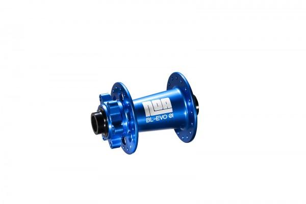NOA BL-EVO 01 Vorderrad Nabe blau